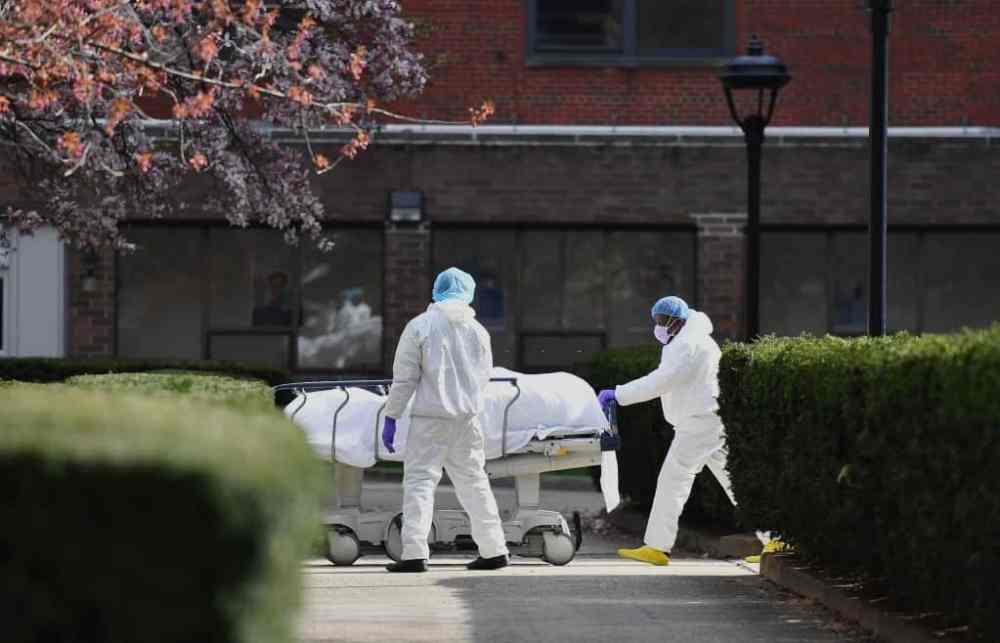 Coronavirus Updates: US Reports 3000 Deaths In Single Day
