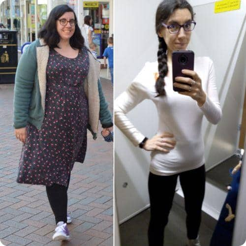 Weight Loss Breeze Results-Before & After image