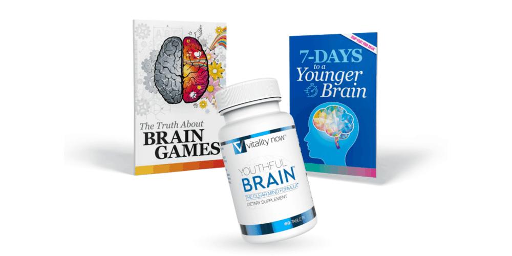 Vitality Now Youthful Brain bonuses