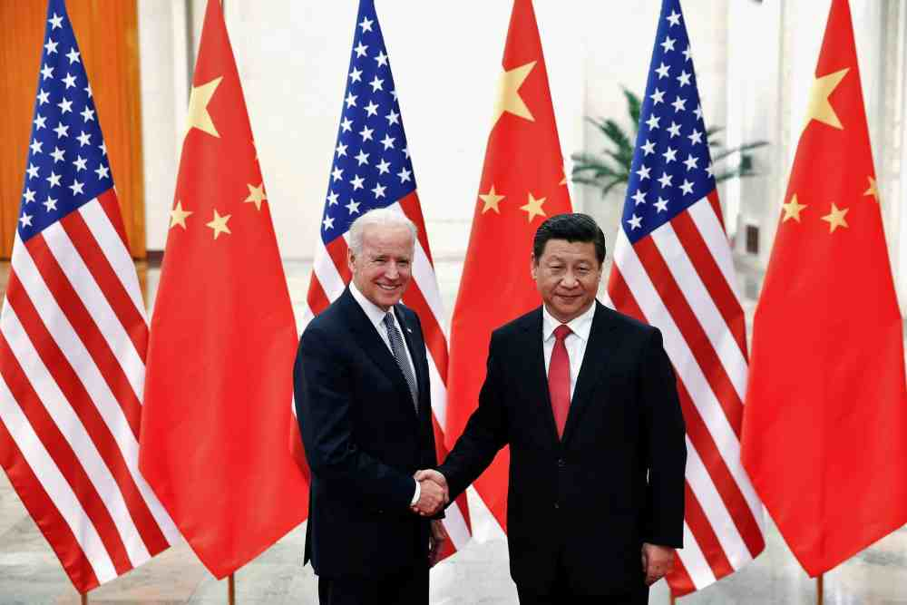 Biden's First Call With Xi: Hopes Of A Better U.S-China Relationship