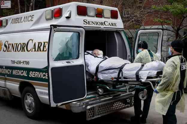 FBI and Federal Prosecutors In Brooklyn Launch Probe Into New York Nursing Home Deaths
