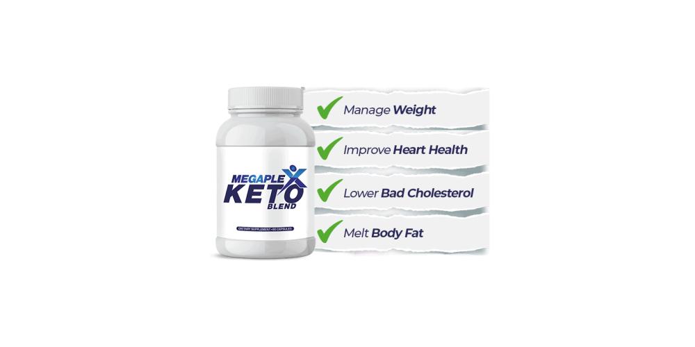 Megaplex Keto Blend benefits & side effects