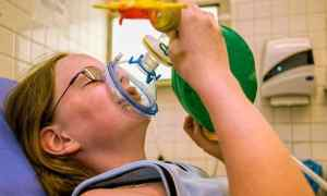 """""""Laughing Gas"""" Can Be An Alternative Treatment For Depressed Patients"""