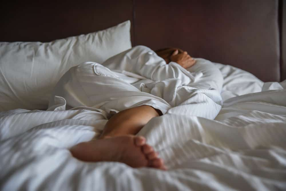 Sleep Well To Escape Depression