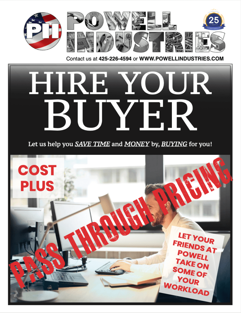 Hire your Buyer Poster Thumbnail