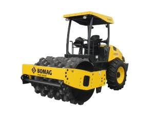 BOMAG BW 177 PDH5 Single Drum Vibratory Roller  Power