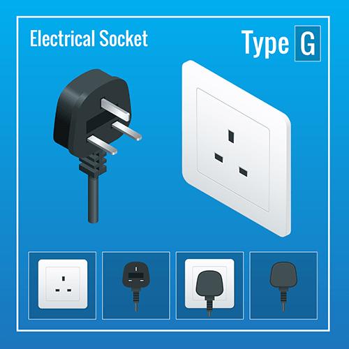 singapore power plug adapter