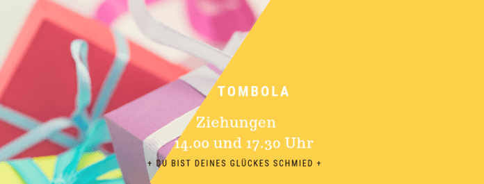 Tombola Power & Potential 21.10.2018 Bonn