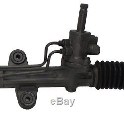 complete power steering rack and pinion for 98 02 honda accord v 6
