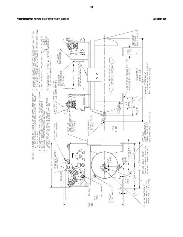 Curtis Compressor Parts Diagram Curtis E5.7 Parts