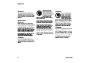 STIHL TS 510 760 Cut Off Saw Miter Circular Saw Owners Manual