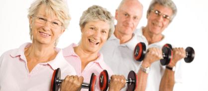 entrenamiento personas mayores