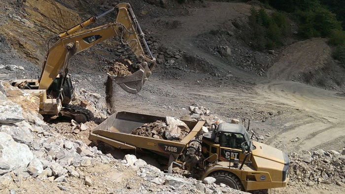 TTPS Multi-Agency Task Force To Crackdown On Illegal Quarrying And Squatting In East Trinidad.