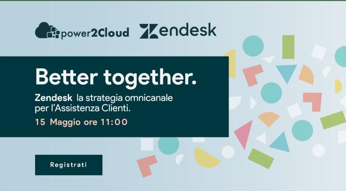 Zendesk software Help Desk omnicanale