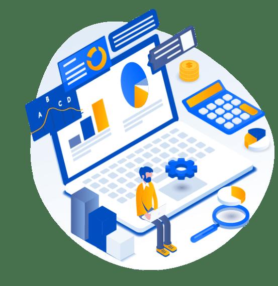 Migrazione dati, automazione e amministrazione in un'unica piattaforma