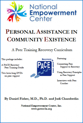 Recovery Through Peer Support Curriculum