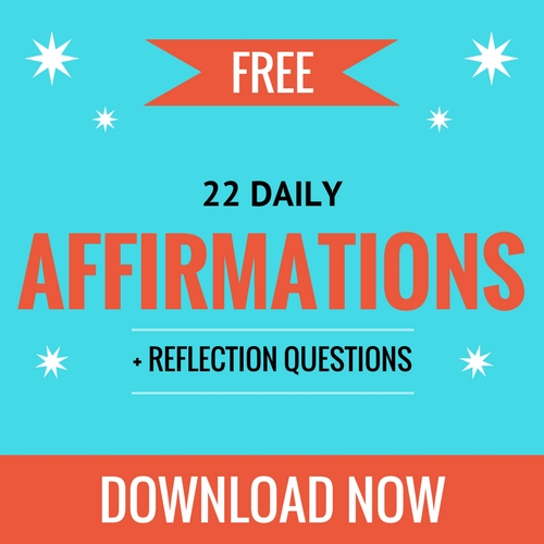 22 Daily Affirmations Free Download