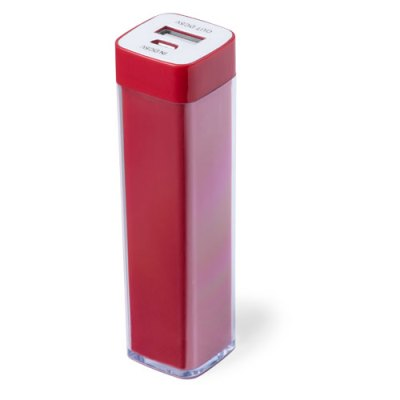 Power Bank Sirouk-rouge-2000-mAh
