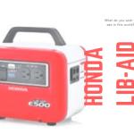 ホンダ 蓄電機 ポータブル電源 E500_JN LiB-AID (リベイド)