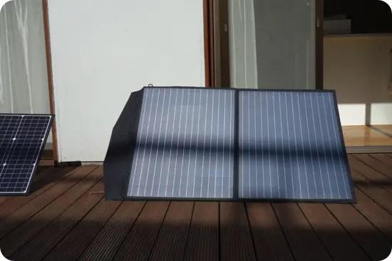 【実機レビュー】シャオミ系ポータブル電源「miLIn」をソーラーパネルで充電