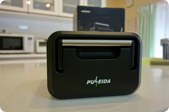 puleida ポータブル電源 PU600実機レビュー