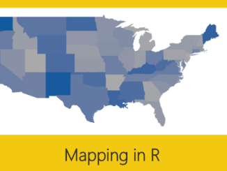 Mapping in R
