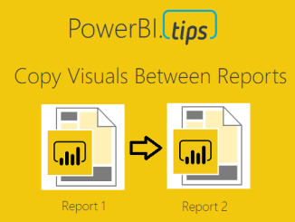 Copy Visuals Between Reports