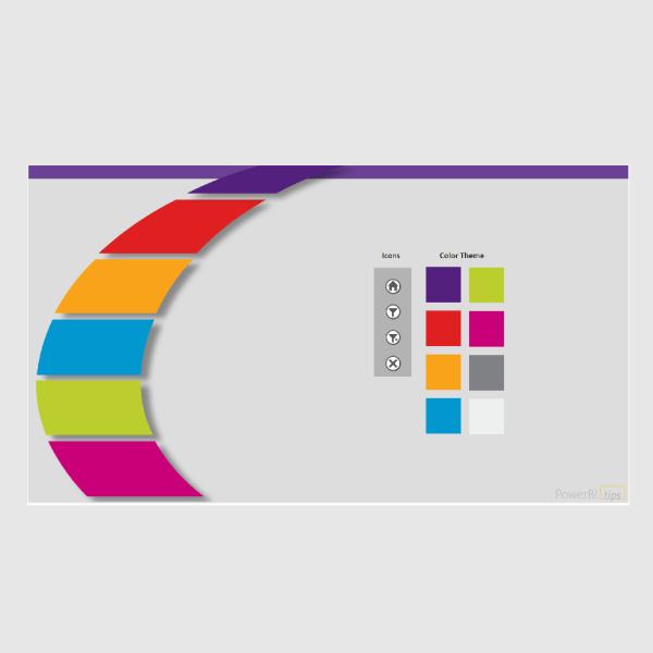 The Bend - Colors Pallet