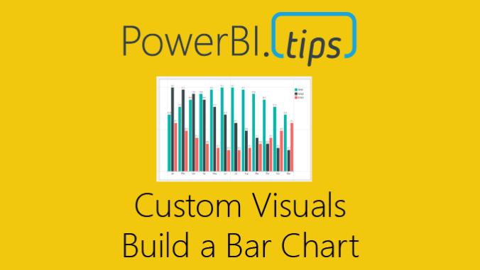 Custom Visuals Bar Chart