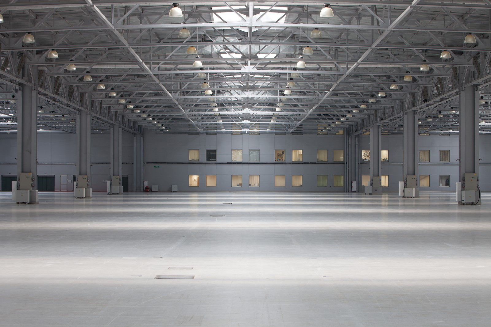 Industrial Floor Cleaning Machines Important Factors to