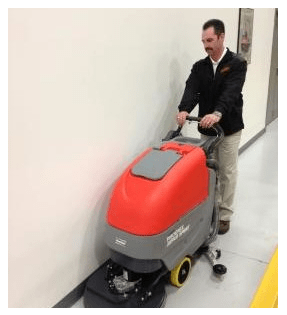 Safety Precautions for Industrial Floor Cleaning Machines