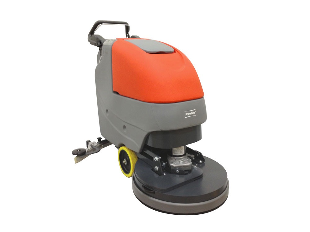 The Different Types of Industrial Floor Cleaning Machines