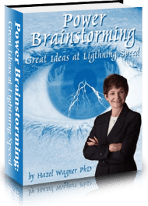 shop for power brainstorming book