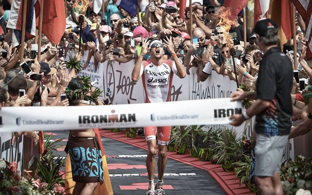 Jan Frodeno defends IRONMAN World Champion title