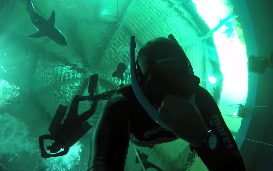 POWERBREATHER In The Diving Tower