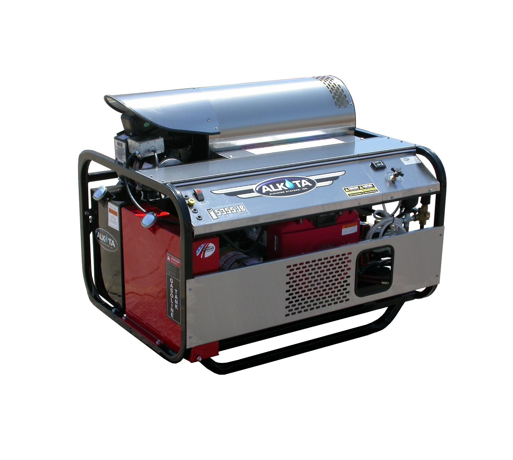 hight resolution of pressure washer hot water gas engine 5355jb alkota alkota cleaningpressure washer hot water gas engine 5355jb