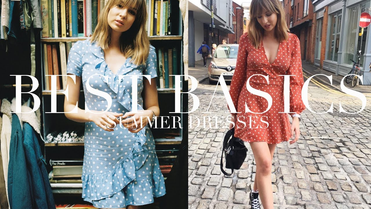 Read more about the article CURRENTLY LOVING: SUMMER DRESSES