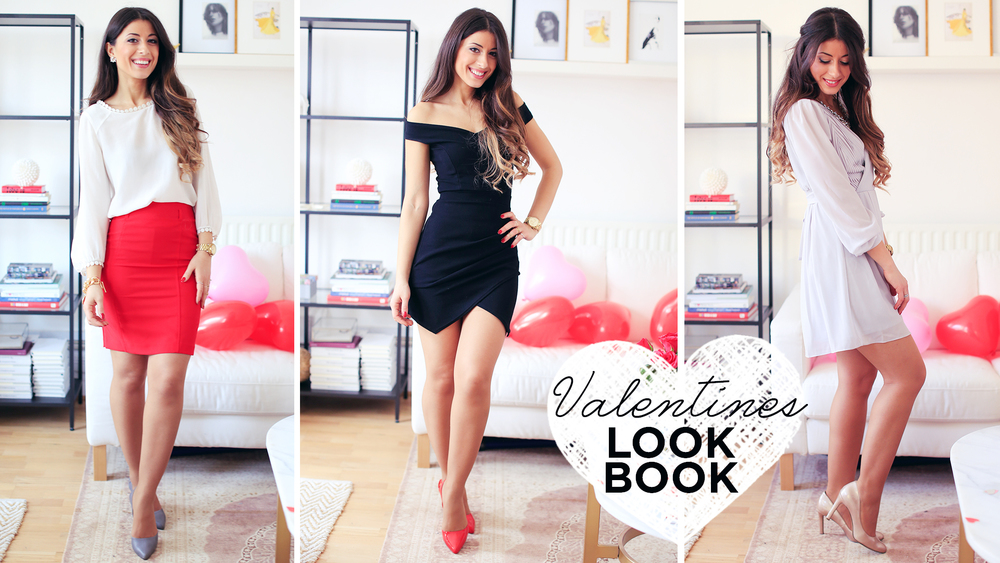 You are currently viewing Sizzling Outfits Perfect for Valentine's Day