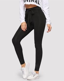 Women Active Wear Leisure Casual Workout Leggings