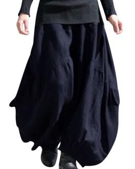 Harem Casual Loose Baggy Lantern Pants