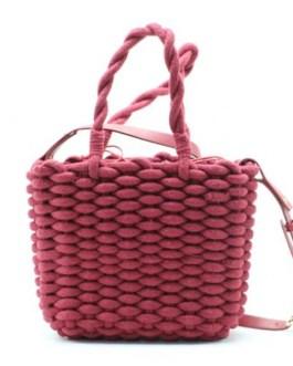Rope Weaving Straw Fashion Crossbody Bag