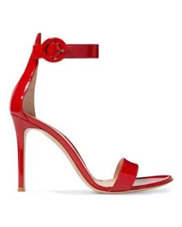 Peep Toe Sandals Stiletto Heel Women's Shoes