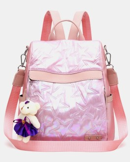 Anti-theft Backpack Large Capacity Casual Bag