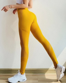 Stretchy Tummy Control Athletic Fitness Tights
