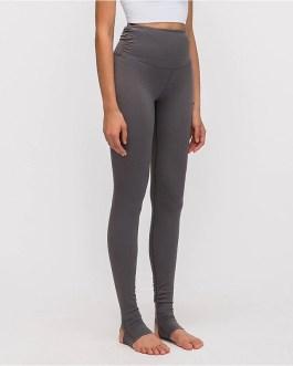 Elasticity Waist Drape Dance Sport Foot Pants