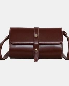 Fashion Faux Leather Shoulder Crossbody Bag