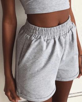 Harajuku High Waist Shorts Short Pants