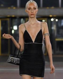 Sexy Spaghetti Strap Party Dress