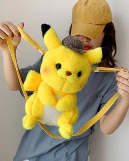 Sweet Pikachu Pokemon Backpack Lolita Bag Accessories