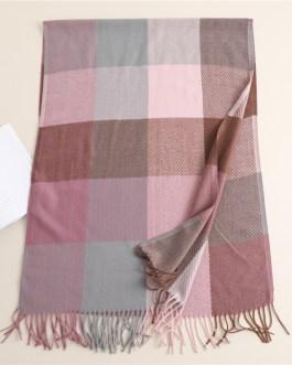 Luxury fashion scarves tassel wrap shawl